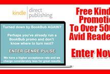 Book Marketing Fun!
