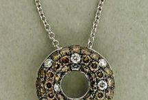 Chocolate Diamond Jewelry / by Peter Suchy Jewelers