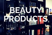 Edge Salon & Spa Products / Beauty and Spa Products that we administer, sell and love!