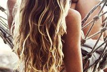 Beachin / Spring Break Hairstyles
