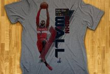 Washington Wizards / Officially licensed NBA player graphic apparel for all of the Washington Wizards top players.