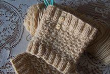Knit & Crochet / by Leslie Johnson