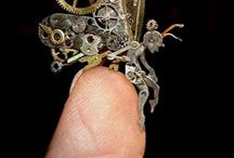 The Gilded Faerie / Girl navigates another world in search of her parents. WIP- novel YA fantasy