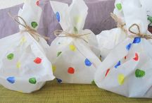 This year Easter Gift: Sweet Vegan Surprise Bags