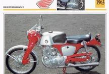 Classic Honda  CB  series