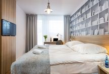 Pokoje / Komfortowe i nowoczesne pokoje w Smart Hotel