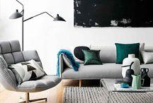 Home interior decor design inspiration / A+ photos & pieces that inspire us
