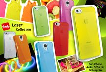 Laser Collection / Cover for iPhone 4/s, 5/5s, 5c and Galaxy S4 Certified ultra resistent material 100% made in Italy