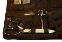 case on sewing / pouzdro na profi šicí potřeby