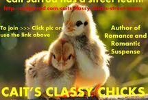 Street Team / Cait's Classy Chicks Join>>http://caitjarrod.com/caits-classy-chicks-street-team/
