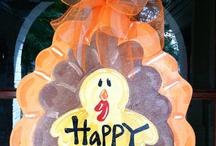 Thanksgiving ideas / by Erika Castor-Morales