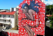 murales callejeros