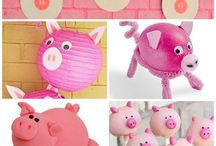 Party: Three Pigs