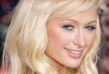 MY BLONDE IDOLS GIRLY  ♡ / Paris Hilton, Blake Lively, Lauren Conrad, Jessica Simpson; Pamela Anderson, Hayden Panettiere  etc. ♡