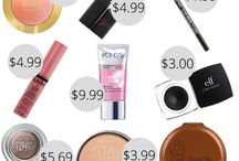 The best cheap make-up