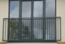 Bedroom balcony/lounge patio