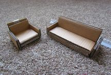 Doll house /furniture, room, kitchen,,,and etc./