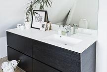 Nieuw huis - badkamer