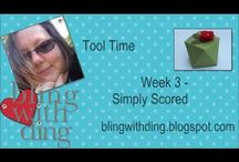 tools for crafts video / by Lavinia Dow