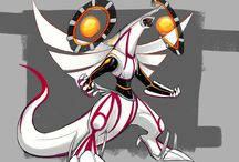 Pokemon Mega Evolutions Ideas