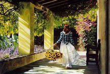 Artista Maria del Carmen Garcia Lombardia