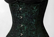 Corsets and Stays examples for Sab