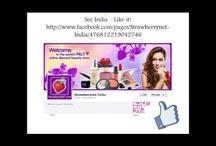 Find Strawberrynet on Facebook