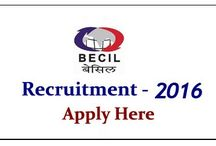 Broadcast Engineering Consultants India Limited BECIL Recruitment 2016