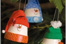 Natale coi vasetti