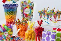 Buffet de dulces