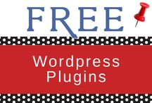 FREE WORDPRESS PLUGINS / by PuTTin' OuT Social Media Marketing