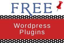 FREE WORDPRESS PLUGINS / by PuTTin' OuT Social Media Marketing