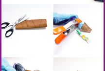 Silk Scarf Upcycle