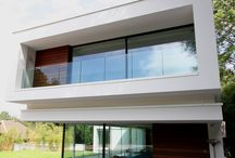 Project: White Lodge  / IQ Glass supplied and installed all the glazing elements to this knockdown-rebuild in Surrey