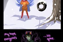 Sad/ Deep / Mostly quotes I find inspiring and Homestuck feels.