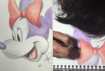 Disney Fan Artists