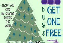 Scentsy Christmas / Ideas of presents from the Scentsy range for your home or you/your family