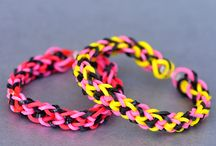 Everything loom bands / by Rachel Patton Conforti