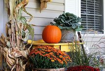 Fall & Thanksgiving Decorating