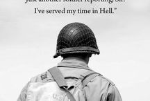 Military / All gave some, some gave all