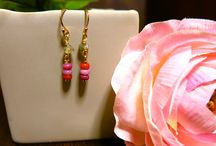 Earrings / Ishida kobo handmade