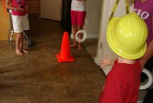 Construction Zone Party Ideas / by Chrissy