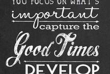 Inspiration sayings