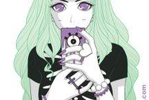 Pastel Goth Art ♥