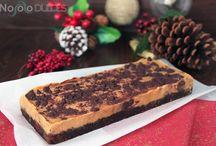 Turrones y dulces navideños