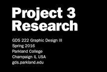 2016 SPRING GDS222 P3 / by Parkland GDS