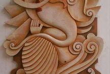 siporex carving