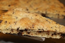 Scones and Other Tea Recipes / Scones, Tea Sandwiches, and other delicious pastries.