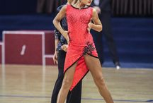 Ballroom dresses latin