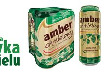 Amber Chmielowy / Amber Chmielowy to jasne, goryczkowe, aromatyczne piwo, przyprawiane dwoma rodzajami krajowego chmielu: tradycyjną polską Marynką, której piwo zawdzięcza charakterystyczną goryczkę oraz aromatycznym Chmielem Lubelskim.